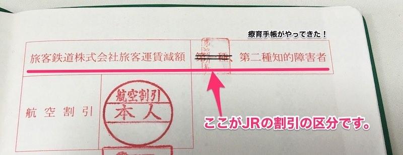 療育手帳とJR新幹線の割引